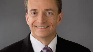 """بات غلسينغر، الرئيس التنفيذي لدى شركة """"في إم وير"""""""