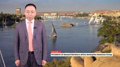 السيد مايكل لي، رئيس مجموعة المؤسسات بهواوي شمال أفريقيا