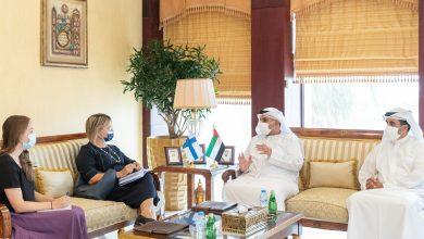 اريانا نيسيلا سفيرة جمهورية فنلندا لدى دولة الإمارات العربية المتحدة