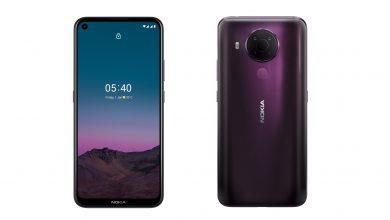 هاتف Nokia 5.4 الجديد
