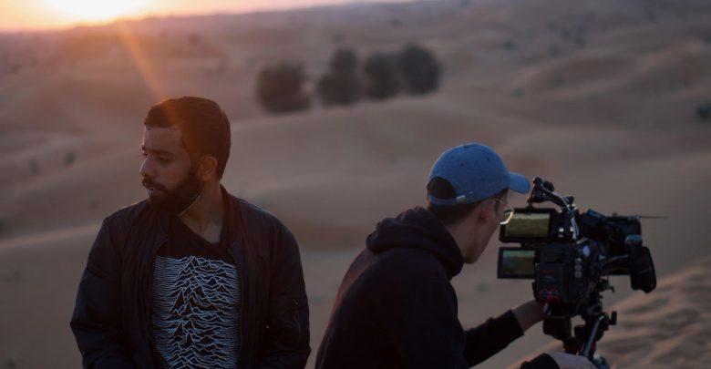 المخرج الإماراتي سعيد راشد سعيد (2)