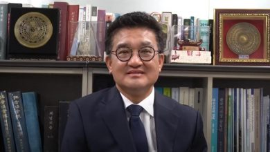 رئيس جمعية صحفيي كوريا دونج هون كيم President Dong Hoon Kim