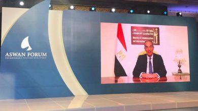 عمرو طلعت وزير الاتصالات المصري