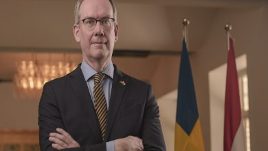 ايمسجورد.. سفير السويد فى القاهرة