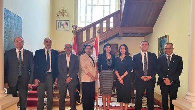 شراكة كندية مصرية إطلاق نصب تذكاري لإحياء الإنسانية في شرم الشيخ (1)