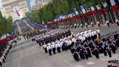 العيد الوطني الفرنسي