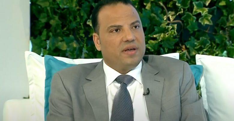الكاتب الصحفي بسام عبد السميع