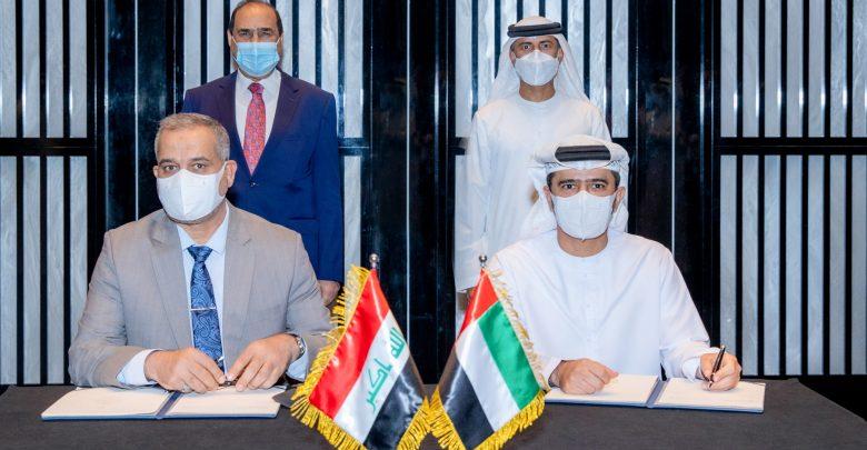 مجموعة موانئ أبوظبي والشركة العامة للموانئ في العراق توقعان مذكرة تفاهم لتعزيز التعاون والاستثمار