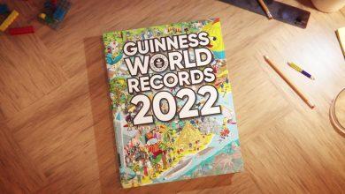 """إطلاق كتاب غينيس للأرقام القياسية 2022 تحت شعار """"اكتشف عالمك"""""""